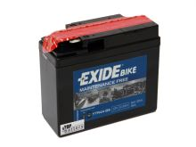 Motobaterie EXIDE BIKE Maintenance Free 2,3Ah, 12V, 30A, YTR4A-BS
