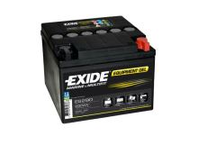 Trakční baterie EXIDE EQUIPMENT GEL, 12V, 25Ah, ES290