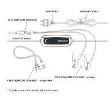 Nabíječka CTEK MXS 5.0 12V, 0,8A/5A - s teplotním čidlem (záruka 5let)