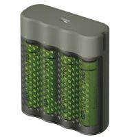 Nabíječka baterií GP Speed M451 + 4× AA ReCyko 2700, 1604845112