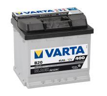 Autobaterie VARTA BLACK Dynamic 45Ah, 12V (B20) - Levá