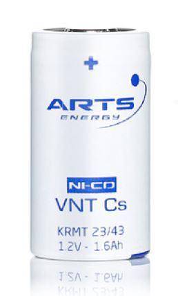 Baterie Saft/Arts VNT CS, 1,2V, (velikost SC),1650mAh, NiCd, 1ks