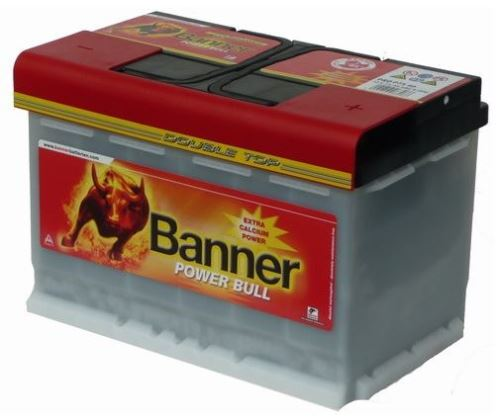 Autobaterie Banner POWER BULL PROfessional P84 40, 84Ah, 12V, 700A (P8440)