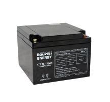 Trakční (gelová) baterie YUCELL OTL26-12(W), 26Ah, 12V ( VRLA )