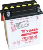 Motobaterie Yuasa YB12AL-A, 12V, 12Ah