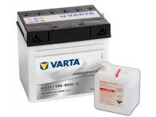 Motobaterie VARTA Y60-N24L-A, 25Ah, 12V