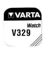 Baterie Varta Watch V 329, SR731SW, hodinková, (Blistr 1ks)