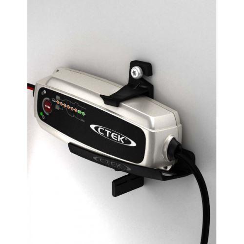 Nástěnný držák CTEK pro nabíječky MXS 3.8, MXS 5.0, MXS 5.0 Test & Charge