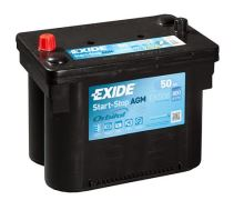 Autobaterie EXIDE Start-Stop AGM, 12V, 50Ah, EK508