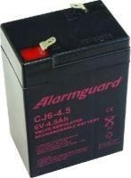 Baterie (akumulátor) ALARMGUARD CJ6-4.5, 6V, 4,5Ah