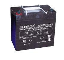 Akumulátor (baterie) Leaftron LTC12-55, 12V - 55Ah, cyklická