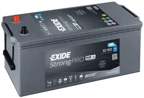 Autobaterie EXIDE StrongPRO, 12V, 185Ah, 1100A, EE1853