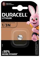 Baterie Duracell Lithium, 6131, CR-1/3N, CR1/3 N, (2L76), 3V, (Blistr 1ks)