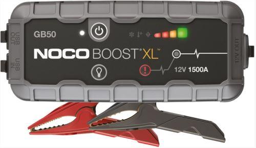 Startovací Booster NOCO GB50, 12V, 400A, Lithium