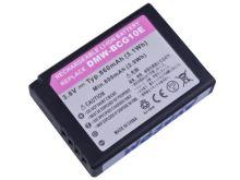 Baterie Panasonic DMW-BCG10, 3,6V (3,7V), 860mAh, 3,1Wh