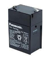Akumulátor (baterie) Panasonic LC-R064R5P, 4,5Ah, 6V
