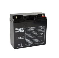 Staniční (záložní) baterie Goowei OT20-12, 12V, 20Ah ( VRLA )