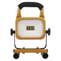LED reflektor AKU nabíjecí přenosný, 10 W studená bílá, ZS2811