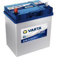 Autobaterie VARTA BLUE Dynamic 40Ah, 12V (A15) - Levá