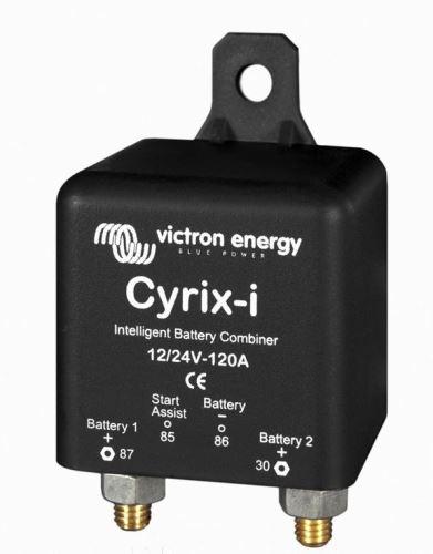 Victron Propojovač baterií Cyrix-ct 12-24V 120A