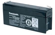 Akumulátor (baterie) PANASONIC LC-R063R4P, 3,4Ah, 6V