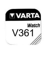 Baterie Varta Watch V 361, SR721W, hodinková, (Blistr 1ks)
