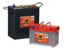 Trakční bloková baterie 6 PzF 125, 167Ah, 12V - průmyslová profi