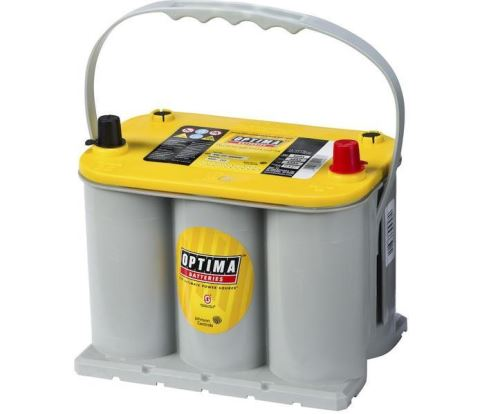 Autobaterie Optima Yellow Top R-3.7, 48Ah, 12V, 660A (8040-222)