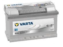 Autobaterie VARTA Silver Dynamic 74Ah, 12V, 750A, (E38)