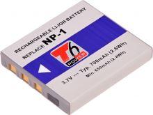Baterie Samsung NP-1, 3,6V (3,7V), 700mAh, 2,6Wh