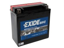 Motobaterie EXIDE BIKE Maintenance Free 18Ah, 12V, 270A, YTX20-BS (YTX20H-BS)