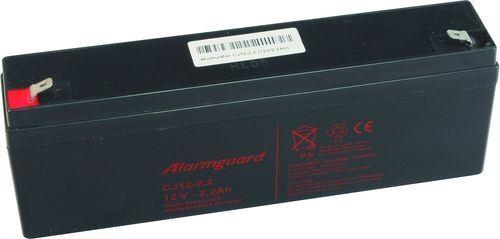 Baterie (akumulátor) ALARMGUARD CJ12-2.2, 12V, 2,2Ah