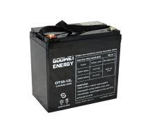 Trakční (gelová) baterie Goowei OTL55-12, 55Ah,12V ( VRLA )