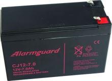 Baterie (akumulátor) ALARMGUARD CJ12-7, 12V, 7Ah