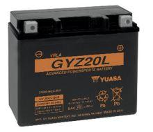 Motobaterie Yuasa GYZ20L, 12V, 20Ah