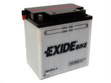 Motobaterie EXIDE BIKE Conventional 28Ah, 12V, 300A, Y60-N24L-A