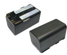 Baterie Canon BP-911, 7,2V (7,4V), 5200mAh, 38,5Wh