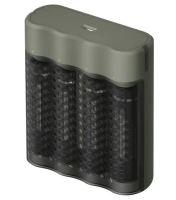 Nabíječka baterií GP Speed M451 + 4× AA ReCyko Pro (B53455)