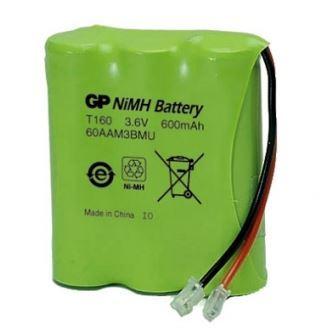 Baterie GP Gigaset T160, P-P504, KX-A36, KX-TCA8, 600mAh, Ni-Mh (Blistr 1ks)