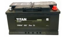 Autobaterie TITAN 12V, 100Ah, 800A