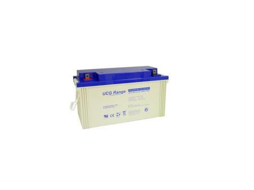 Trakční (gelová) baterie Ultracell UCG120-12, M6/M8, 120Ah, 12V ( VRLA )