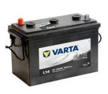 Autobaterie VARTA Black PROMOTIVE 150Ah, 6V (L14)