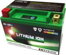 Motobaterie Skyrich HJTX9-FP Lithium (12V, 3Ah, 180A, 36Wh)