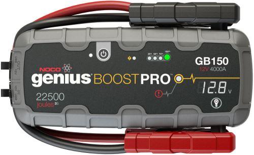 Startovací Booster NOCO GB150, 12V, 750A, Lithium