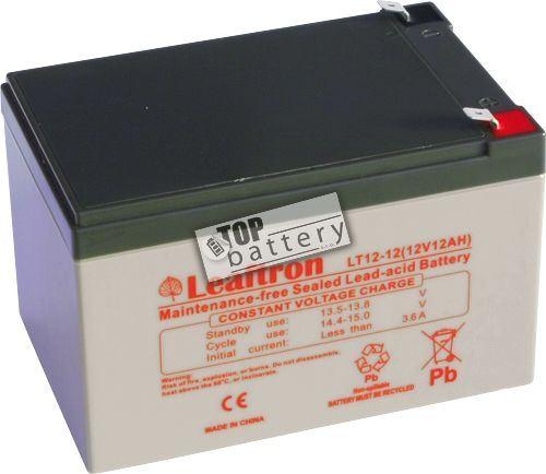 Akumulátor (baterie) Leaftron LT12-12 T2, 12V - 12Ah