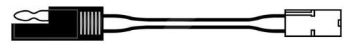 TM-77  příslušenství k Accumate a Optimate - redukce z TM na SAE