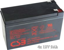 APC RBC24 - náhradní baterie ( 4 x CSB HR1234WF2 )