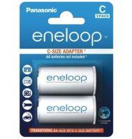Panasonic Eneloop Adapter BQ-BS2E, C, (Blistr 2ks)