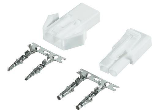 Konektor Mini-Tamiya Modelcraft, zásuvka a zástrčka, 1 pár