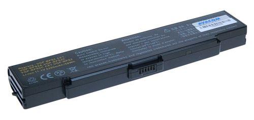 Baterie Sony VGP-BPL2, 10,8V (11,1V) - 5200mAh